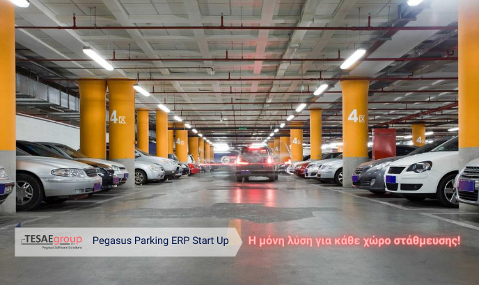 Pegasus Parking ERP